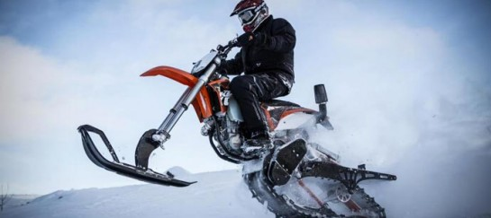DIRT BIKE SNOW KIT
