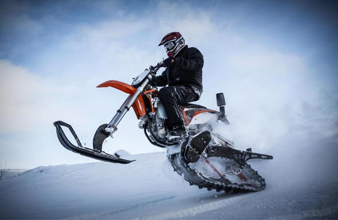Harley Davidson Prices >> DIRT BIKE SNOW KIT