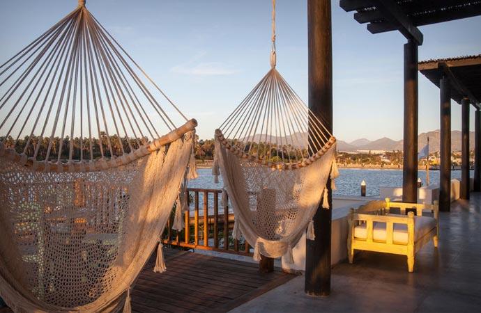 Vacation at El ganzo in Los Cabos