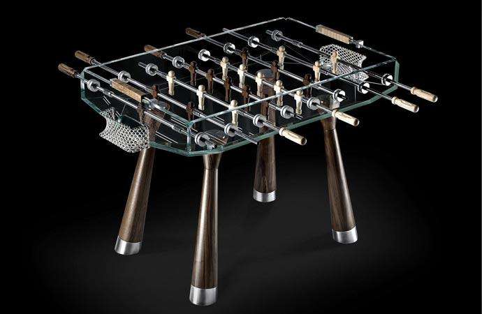 Foosball table by Teckell
