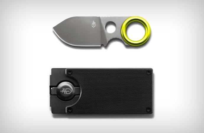 Gerber blade money clip