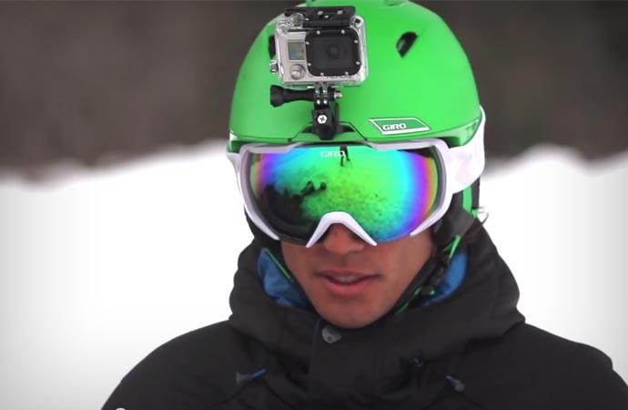 Giro Edit Snow Helmet