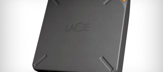 LACIE FUEL | WIRELESS HARD DRIVE