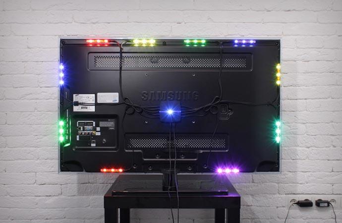 Lightpack display backlight