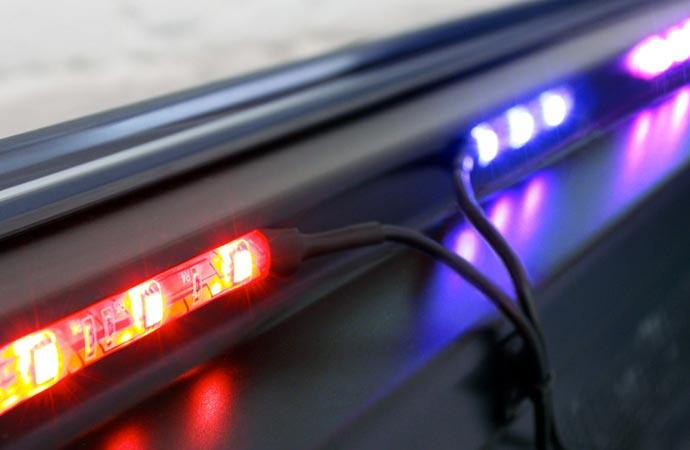 Display backlight LED
