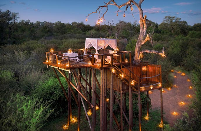 Treehouse at Lion Sands