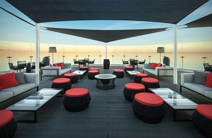 Myriad hotel in Lisbon
