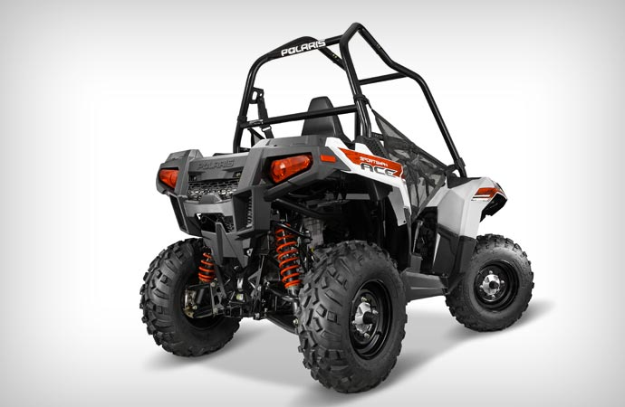 Polaris Sportsman Ace ATV