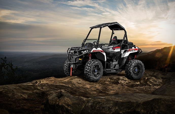 Polaris Sportsman ATV