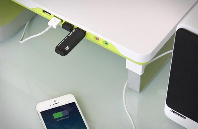 Smart Monitor Stand by Satechi