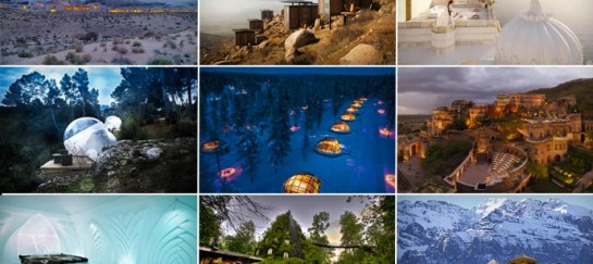 TOP HOTELS TO STAY BEFORE YOU DIE