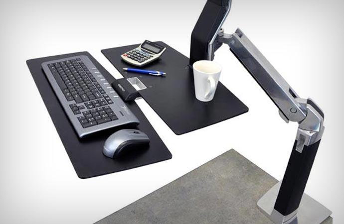 Workfit Sit Stand Workstation