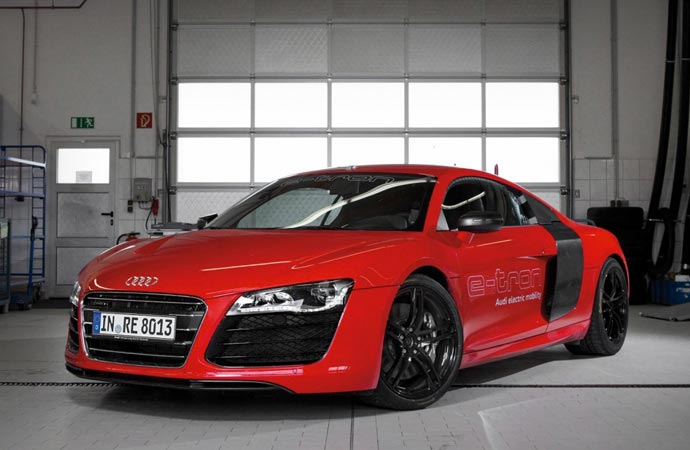 audi r8 2015 red. audi r8 etron concept 2015 red