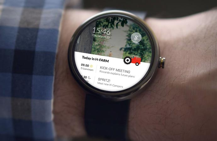 Android Wear feature
