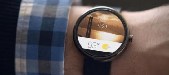 ANDROID WEAR | BY GOOGLE