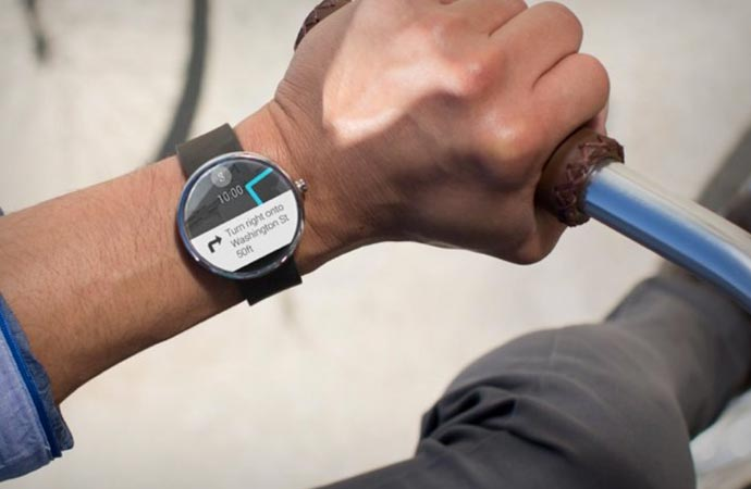 Directions on Android Wear