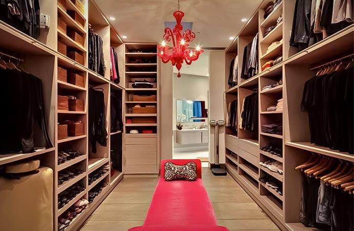 Avicii's closet