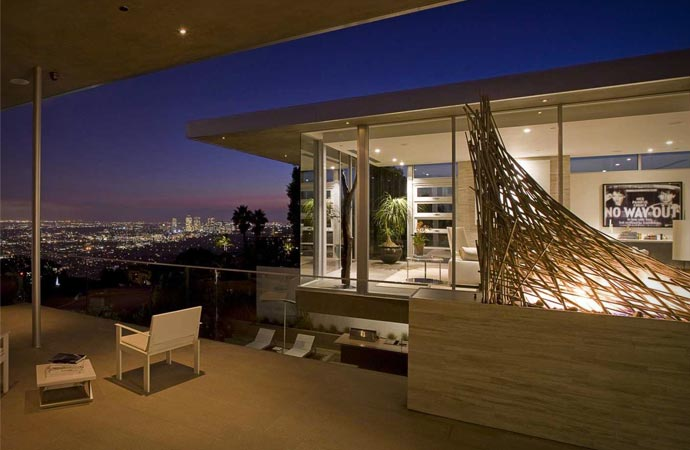 Avicii's LA house