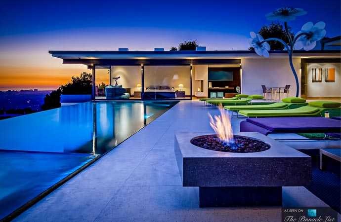 Avicii 39 s los angeles mansion - Indoor swimming pools in los angeles ca ...
