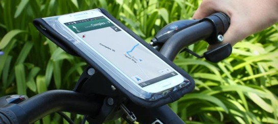 RIDEMATE BICYCLE PHONE MOUNT | BY SATECHI