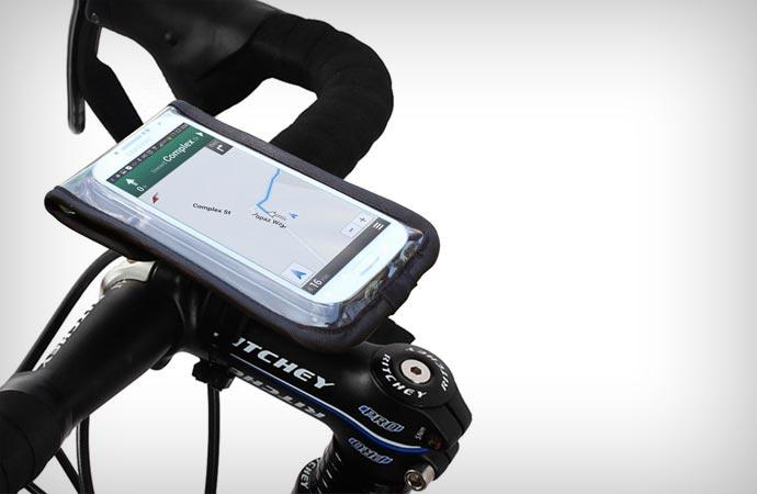 Satechi bicycle phone mount