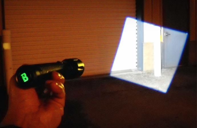 Bushnell LED flashlight