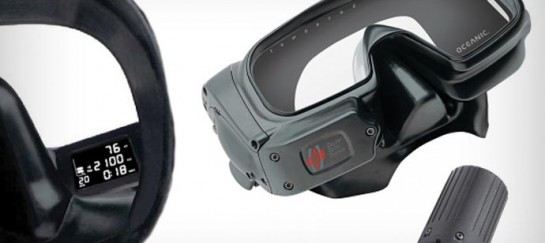 DATAMASK SCUBA MASK | BY OCEANIC