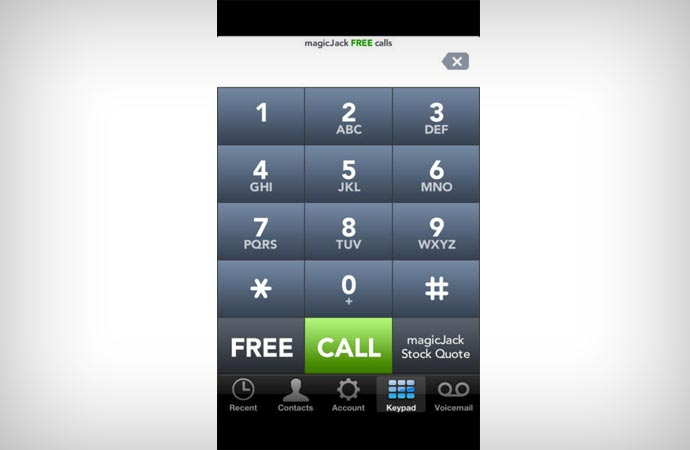Free calling to the US and Canada