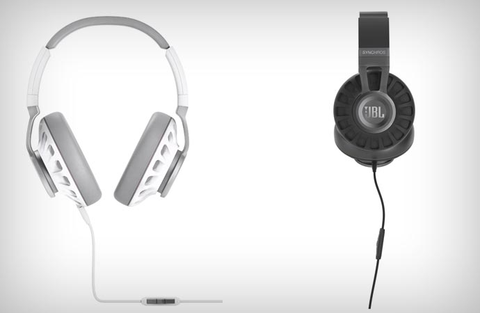JBL Synchros headphones