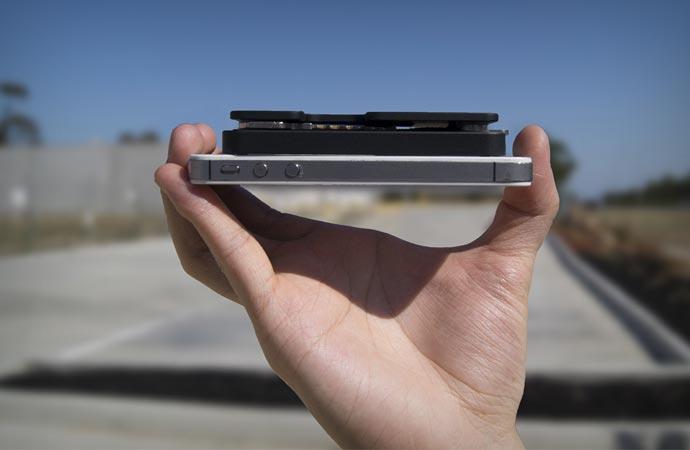 Liquid wallet thickness