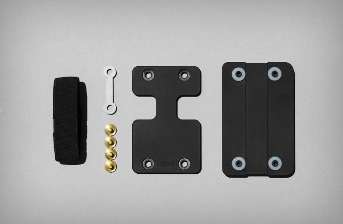 Liquid wallet parts