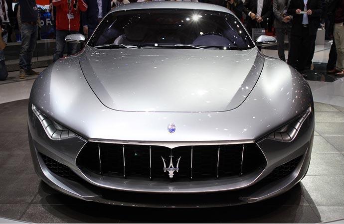 Maserati Alfieri front