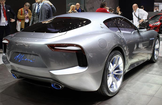 Maserati Alfieri air vent