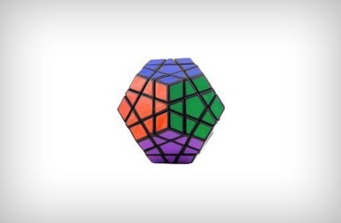 Megaminx Duodecahedron Puzzle