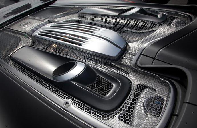 2015 Porsche 918 Hybrid