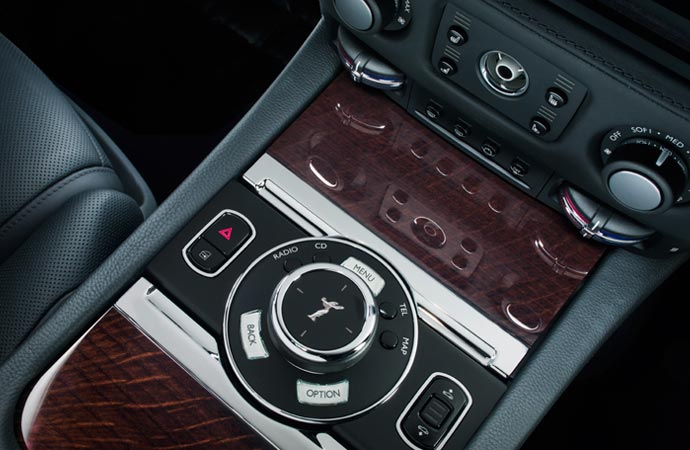 Technology and features inside the Rolls Royce Ghost Series II
