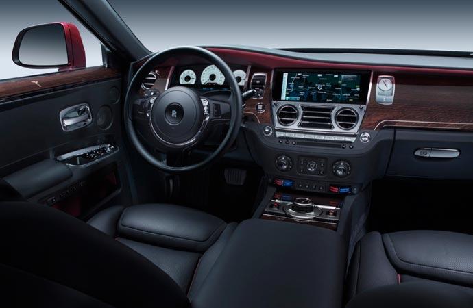 Rolls Royce Ghost Series interior