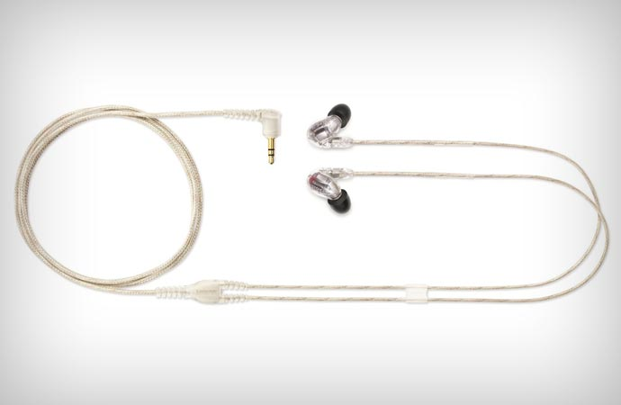 Shure SE846 in ear headphones