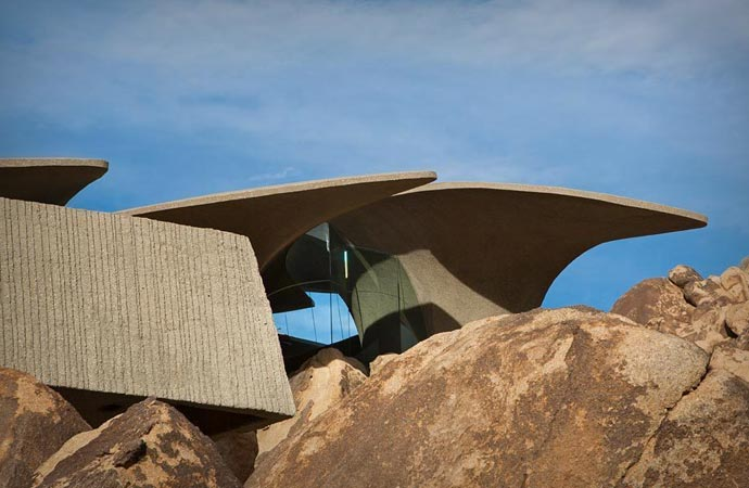 Staggering Residence archtiecture