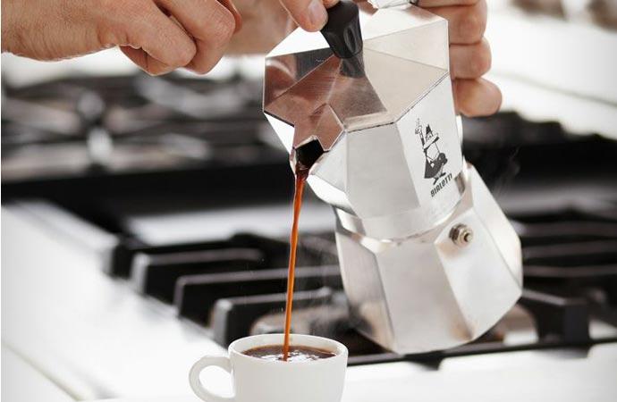 Espresso hob