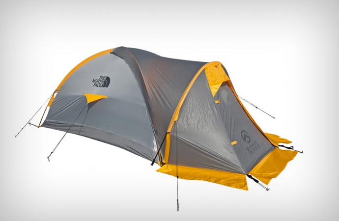 2 person North Face tent
