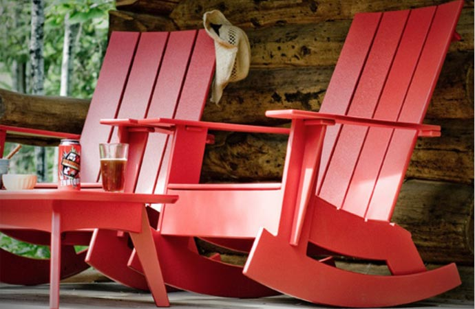 adirondack rocking chair - Adirondack Rocking Chair
