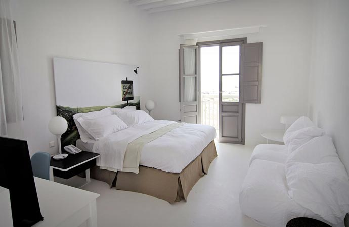 Room at Anemi Hotel