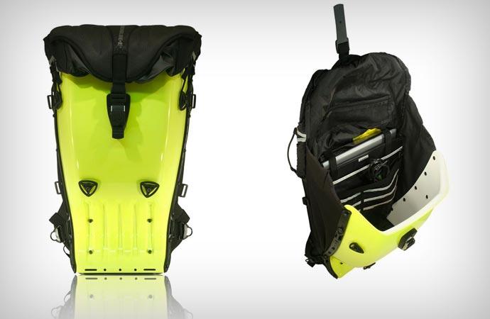 Boblbee Meg Aero Backpack for riders