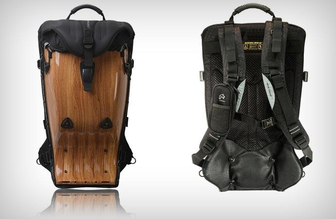 Wood design Boblbee Meg Aero Backpack