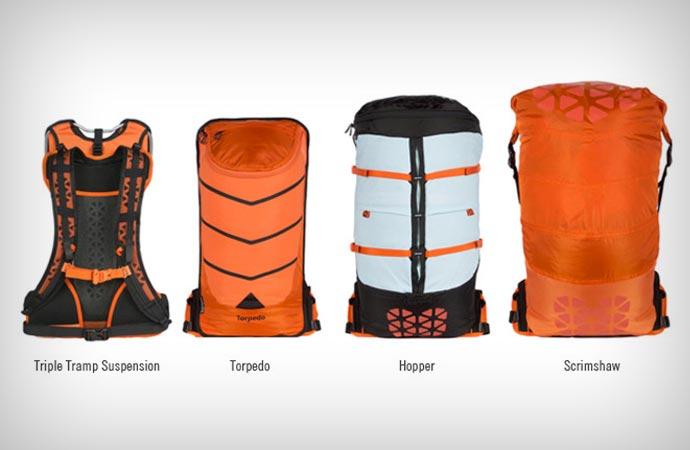 Boreas Bootlegger backpack