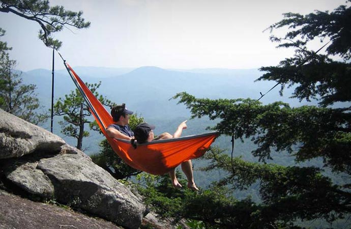 DOUBLENEST HAMMOCK | BY ENO - EAGLE NEST OUTFITTERS LOUNGER CHAIR