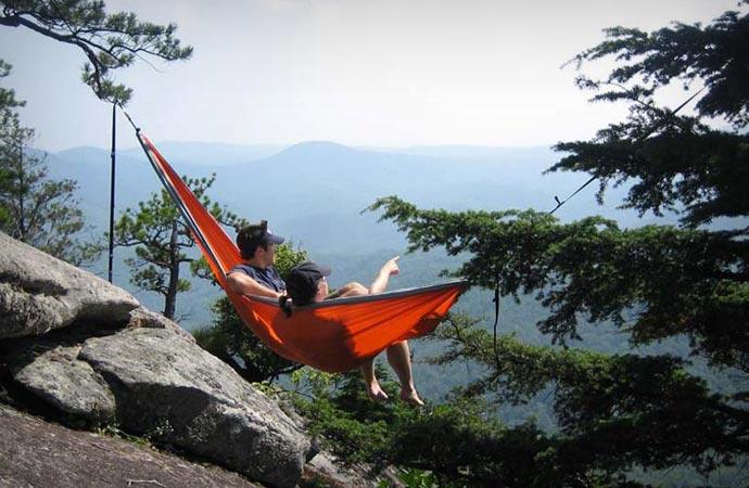 Doublenest hammock