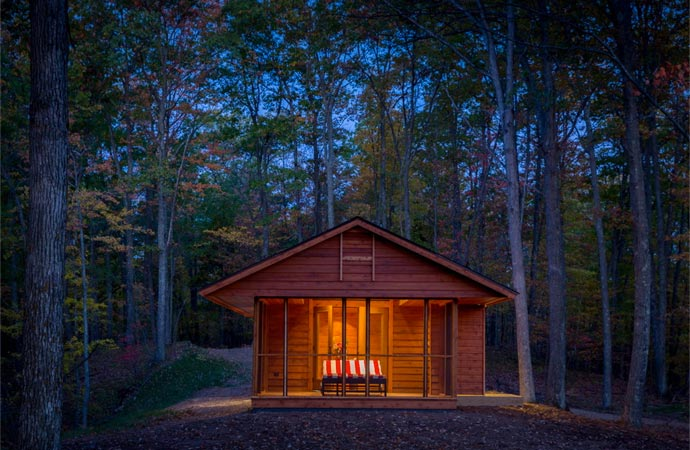 Design of a portable cabin
