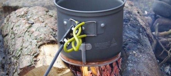 POWERPOT V | THERMOELECTRIC COOKING POT